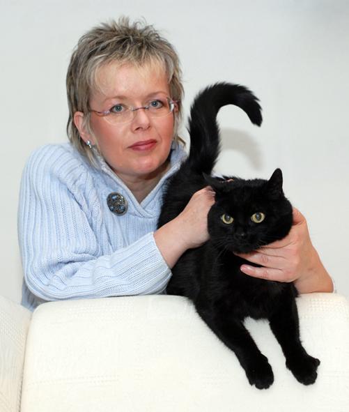 Gabriele Müller Tierpsychologin für Katzen