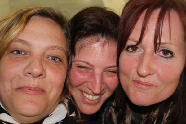 Tierschutz Team: Nicole, Christiane und Gugu