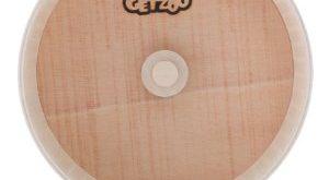 Laufrad aus Holz für Nagetiere