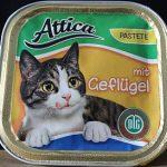 Attica Futter Katze