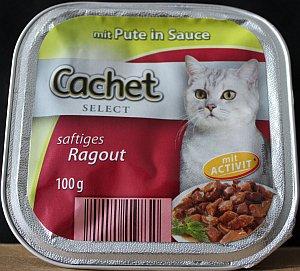 Cachet Katzenfutter