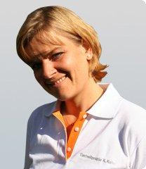 Kristina Kuhn ist Tierheilpraktikerin