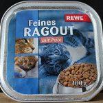Rewe Katzenfuttertest