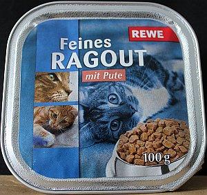 Rewe Katzenfutter
