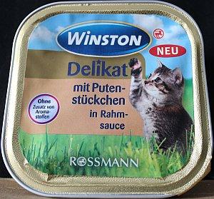 Winston Katzenfutter