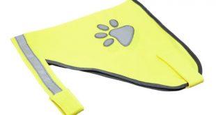 Gelbe Warnweste für Hunde von Karlie