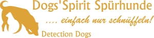 Dogs Spirit Logo