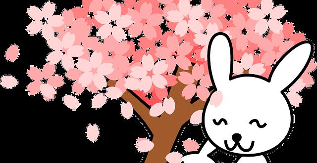 Kaninchen Comic Zeichnung